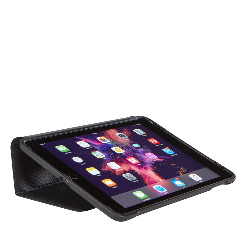 Case Logic - SnapView Folio iPad 2017 / Pro 9,7 / Air 2 / Air Black 05
