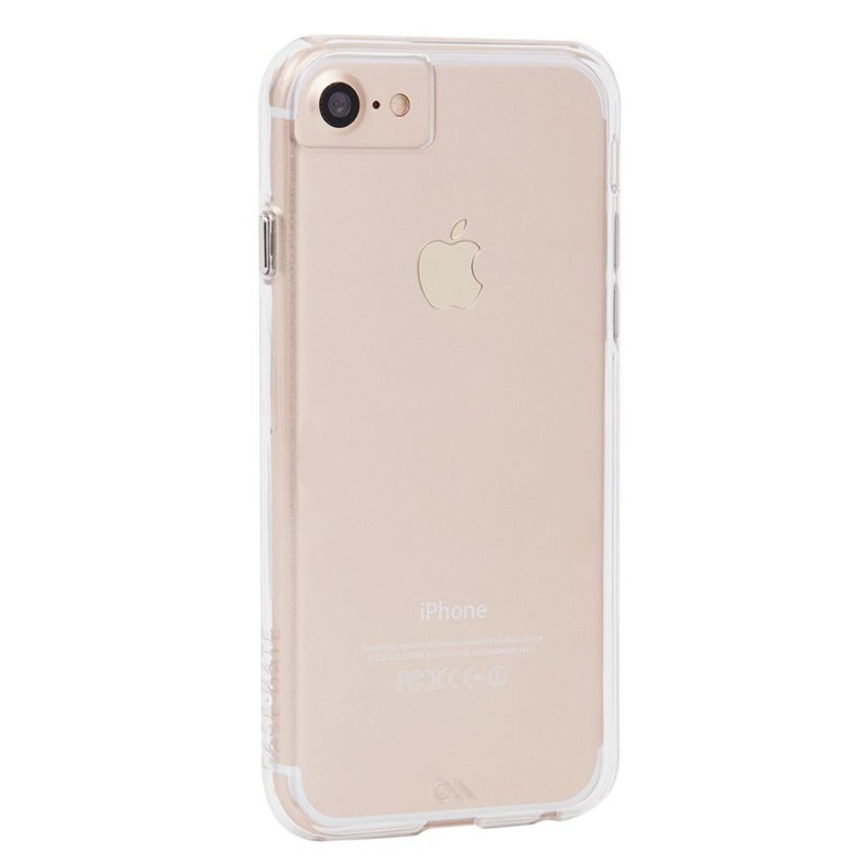 Case-Mate Barely There iPhone 7 Clear 01