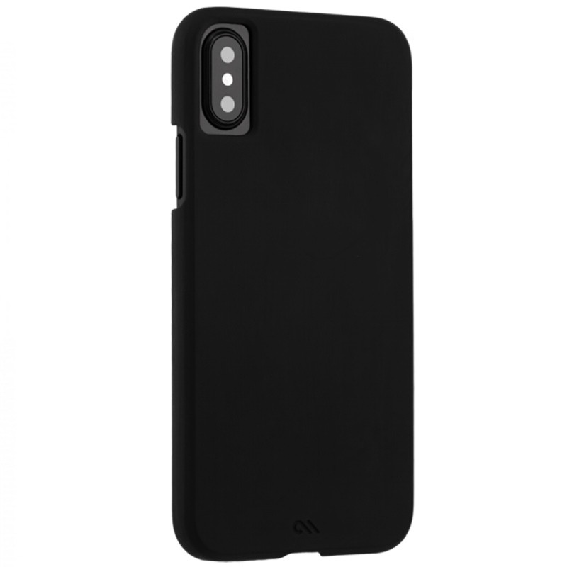 Case-Mate Barely There iPhone X/Xs Black 01