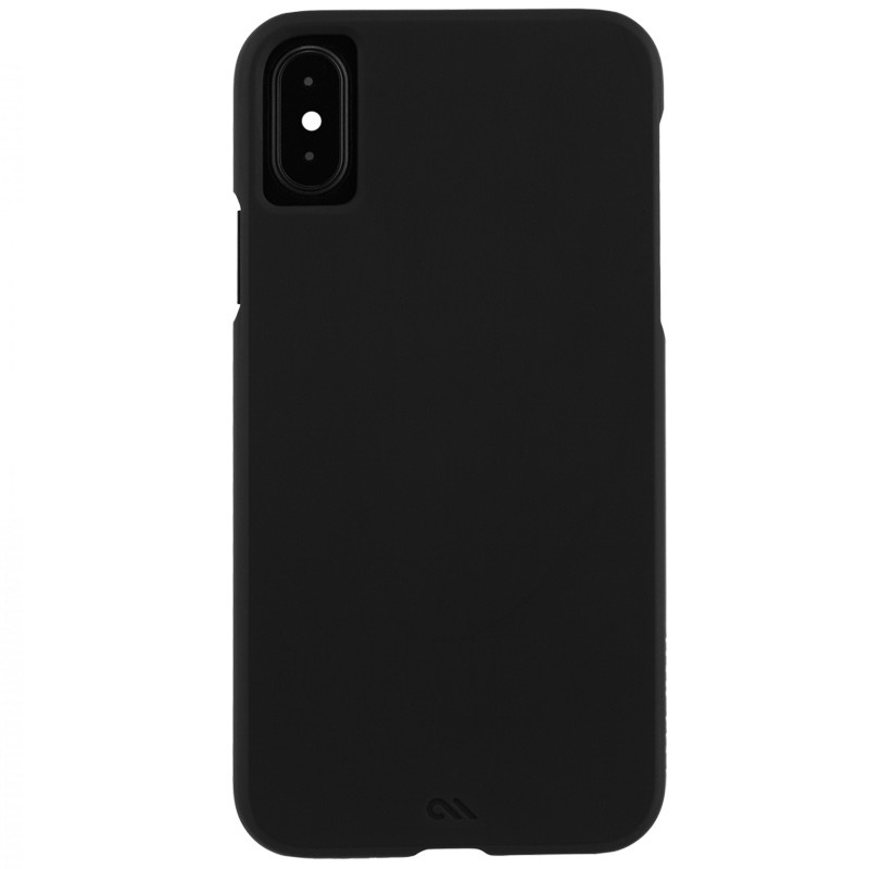 Case-Mate Barely There iPhone X/Xs Black 02