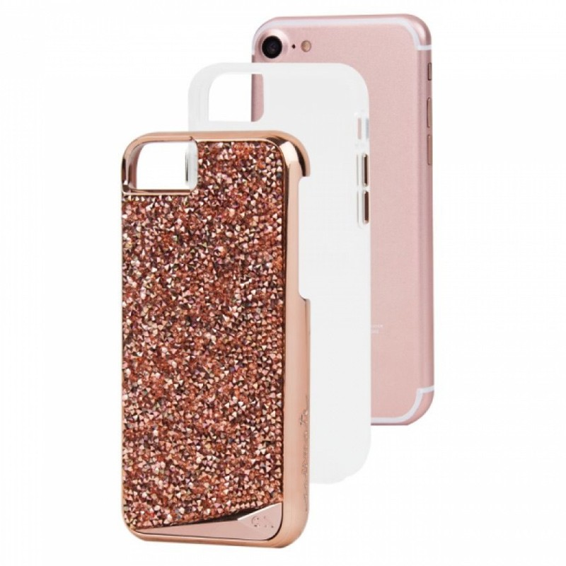 Case-Mate Tough Translucents iPhone 7 Plus Rose Gold 03