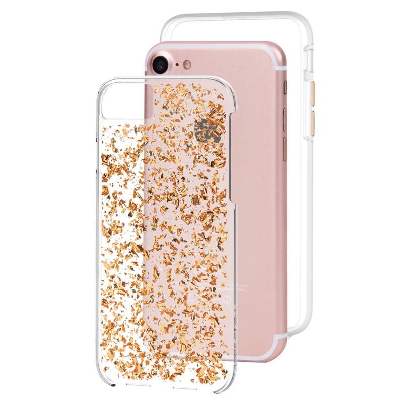 Case-Mate Karat Case iPhone 7 Rose Gold - 1
