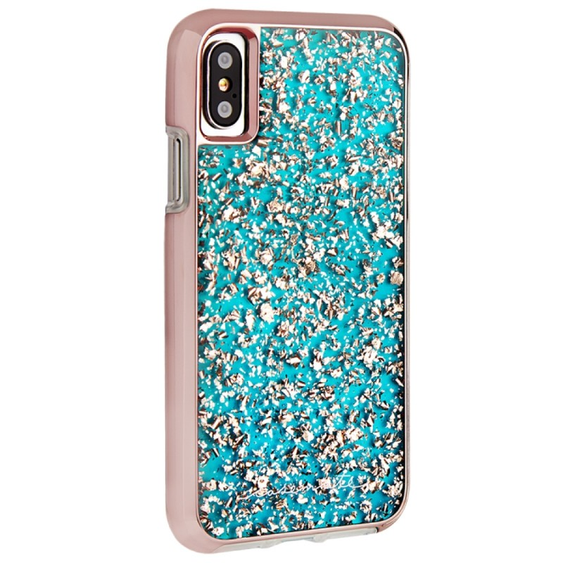 Case-Mate Karat Case iPhone X/Xs Rose Gold 02