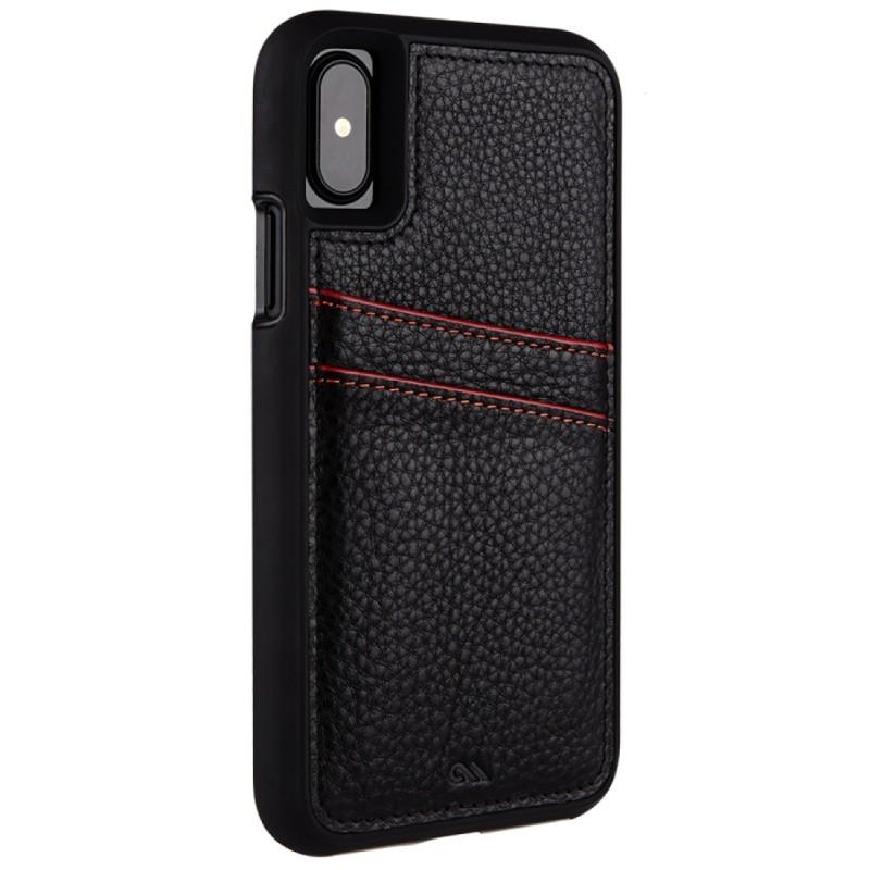 Case-Mate Tough ID Case iPhone X/Xs Black 01