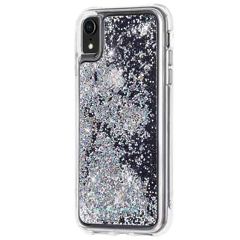Case-Mate Waterfall Case iPhone XR Iridescent 02