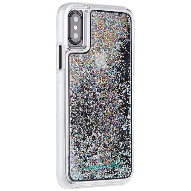 Case-Mate Waterfall Case iPhone X/Xs Iridescent 02