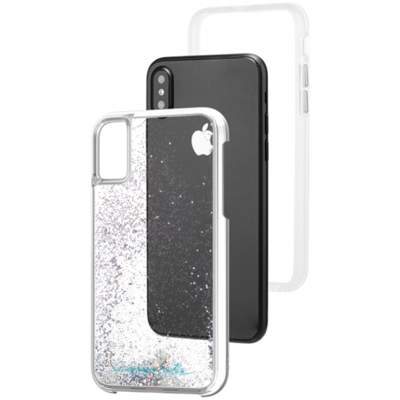 Case-Mate Waterfall Case iPhone X/Xs Iridescent 03