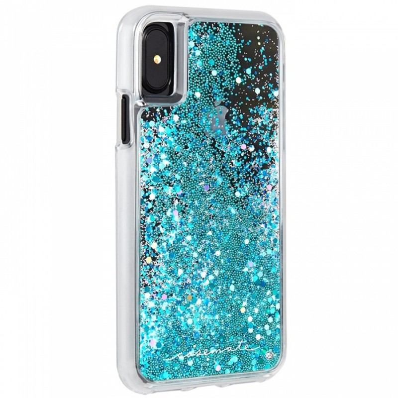 Case-Mate Waterfall Case iPhone X/Xs Teal 02