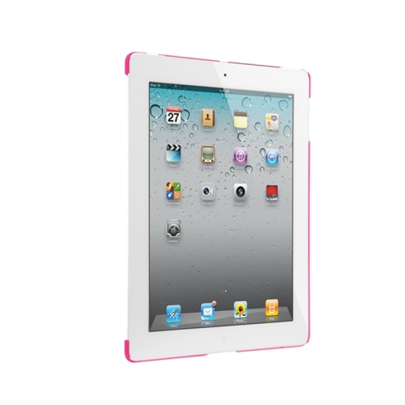 Case-Mate Barely There iPad (2012) Pink - 2