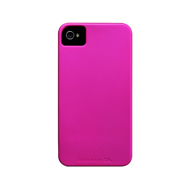 Case-Mate Barely There iPhone 4(S) Pink - 1