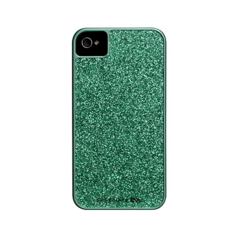 Case-Mate Glam iPhone 4(S) Emerald - 1