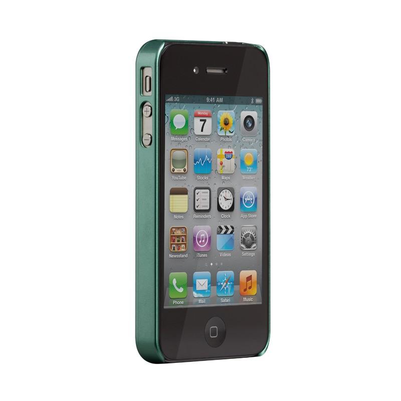 Case-Mate Glam iPhone 4(S) Emerald - 3