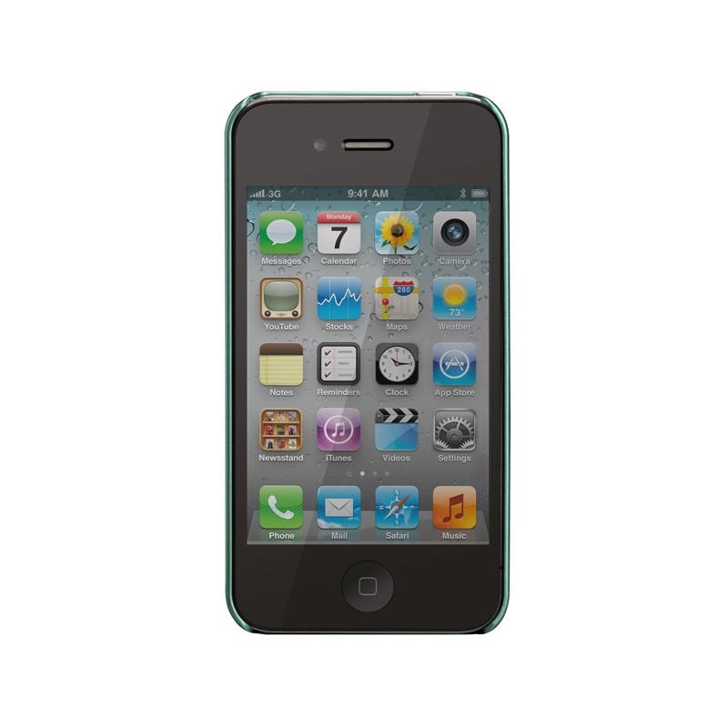 Case-Mate Glam iPhone 4(S) Emerald - 4