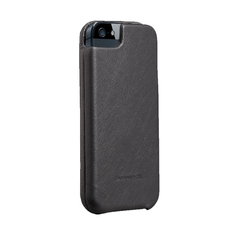 Case-Mate Signature Sleeve iPhone 5 Black - 1