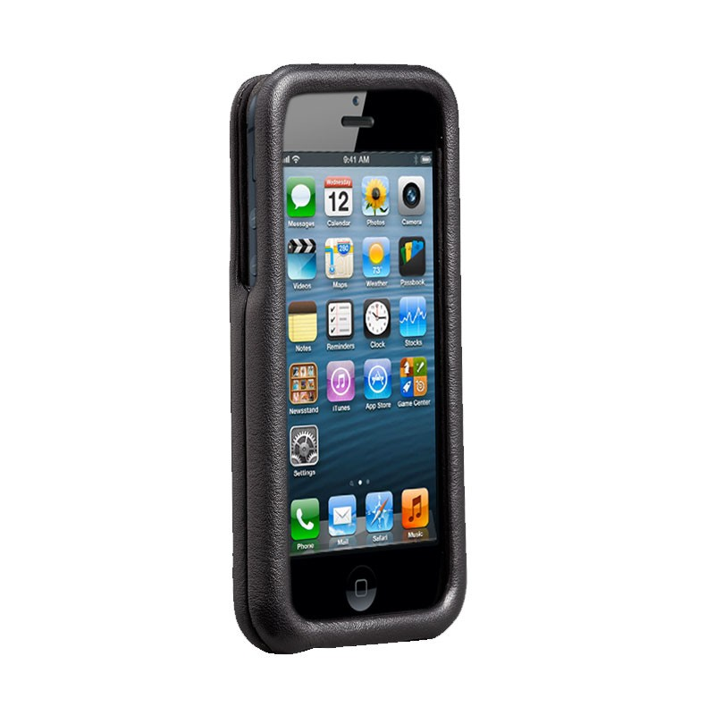 Case-Mate Signature Sleeve iPhone 5 Black - 2