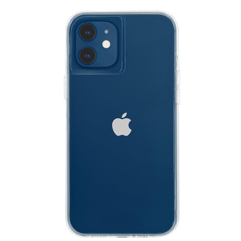 Case-Mate TOugh Clear iPhone 12 / iPhone 12 Pro 6.1 inch Doorzichtig 02