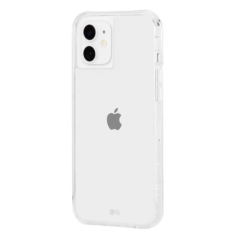 Case-Mate TOugh Clear iPhone 12 / iPhone 12 Pro 6.1 inch Doorzichtig 01