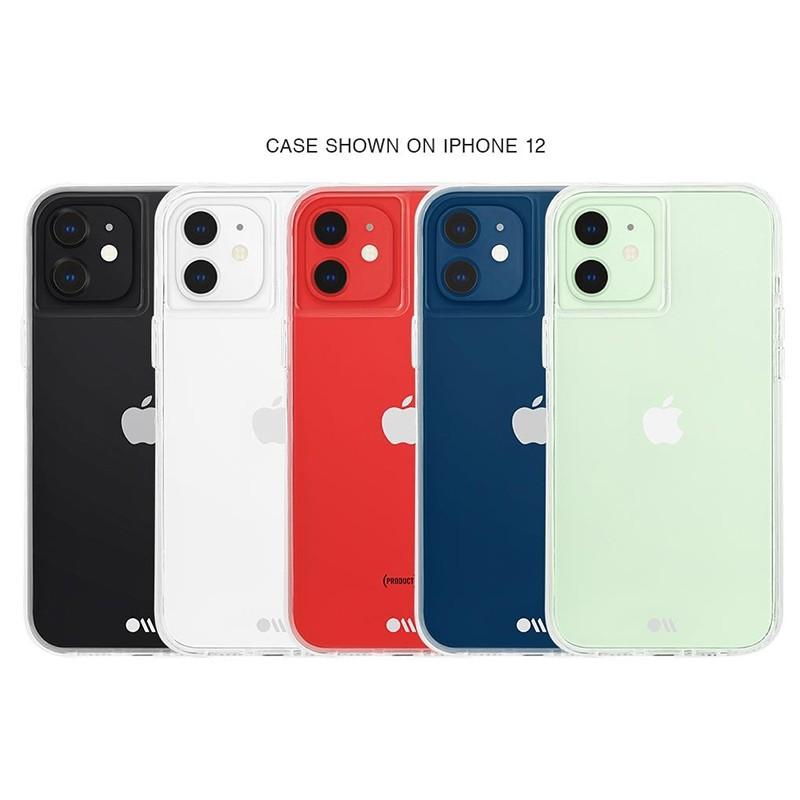 Case-Mate TOugh Clear iPhone 12 / iPhone 12 Pro 6.1 inch Doorzichtig 07