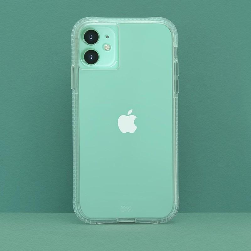 Case-Mate TOugh Clear Plus iPhone 12 / iPhone 12 Pro 6.1 inch Doorzichtig 06