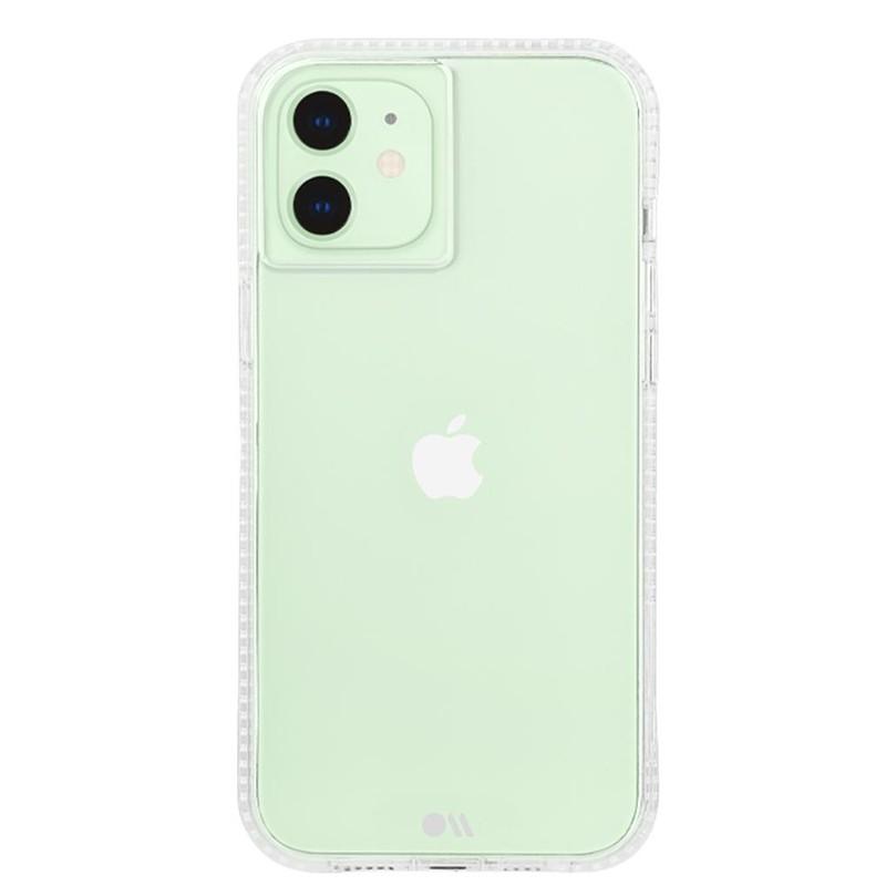 Case-Mate TOugh Clear Plus iPhone 12 / iPhone 12 Pro 6.1 inch Doorzichtig 04