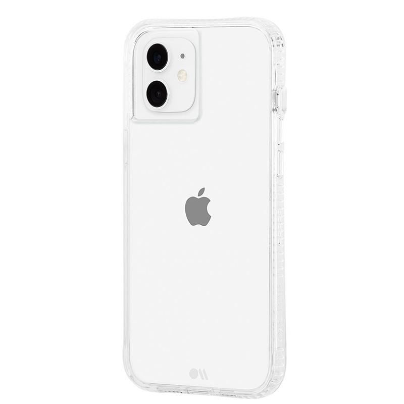 Case-Mate TOugh Clear Plus iPhone 12 / iPhone 12 Pro 6.1 inch Doorzichtig 01
