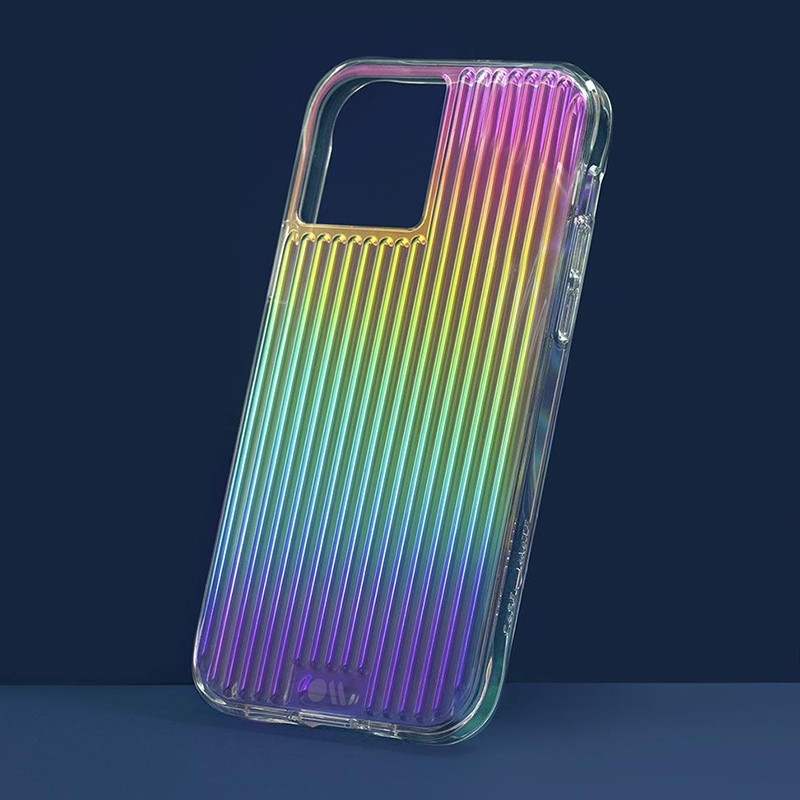 Case-Mate Tough Groove iPhone 12 Pro Max 6.7 inch Iridescent 06