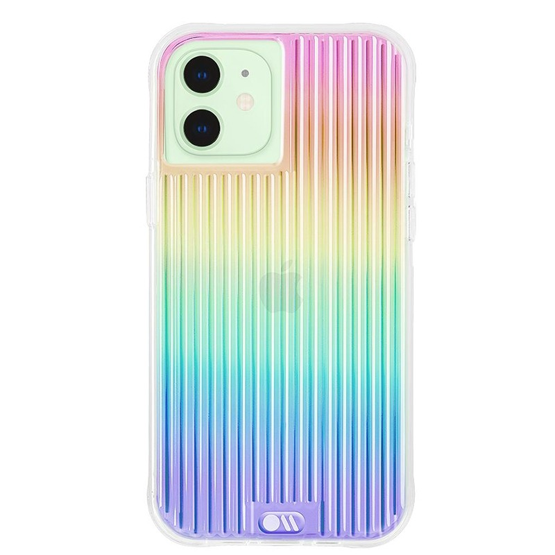 Case-Mate Tough Groove iPhone 12 Pro Max 6.7 inch Iridescent 02