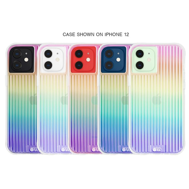 Case-Mate Tough Groove iPhone 12 Pro Max 6.7 inch Iridescent 05