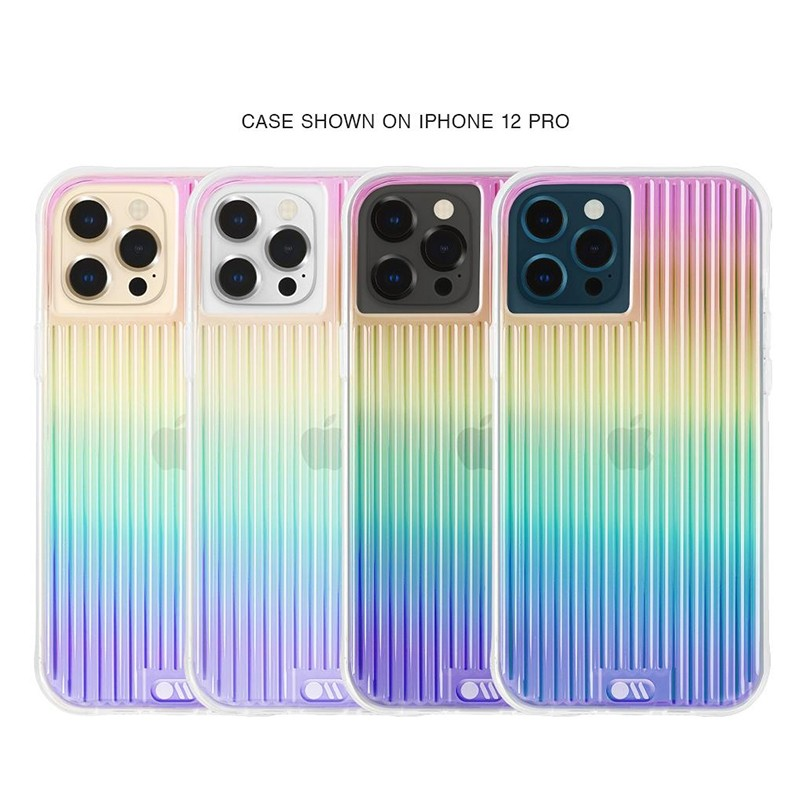 Case-Mate Tough Groove iPhone 12 Pro Max 6.7 inch Iridescent 04