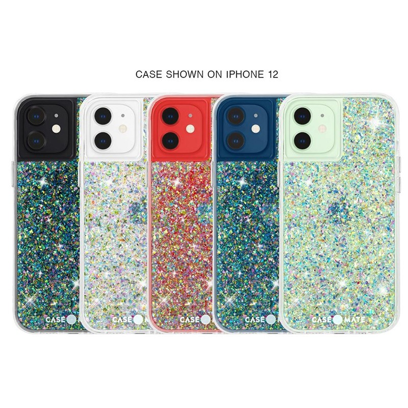 Case-Mate Twinkle Confetti iPhone 12 / iPhone 12 Pro 6.1 inch 05