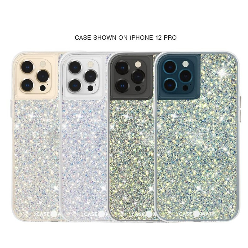 Case-Mate Twinkle Stardust iPhone 12 / iPhone 12 Pro 6.1 inch 05
