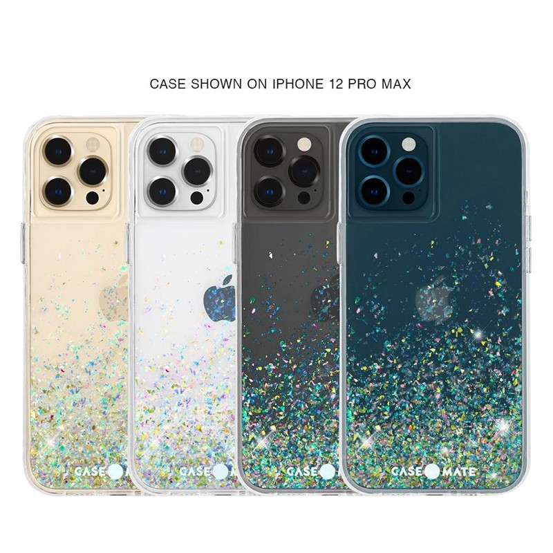 Case-Mate Twinkle Confetti iPhone 12 / iPhone 12 Pro 6.1 inch 04
