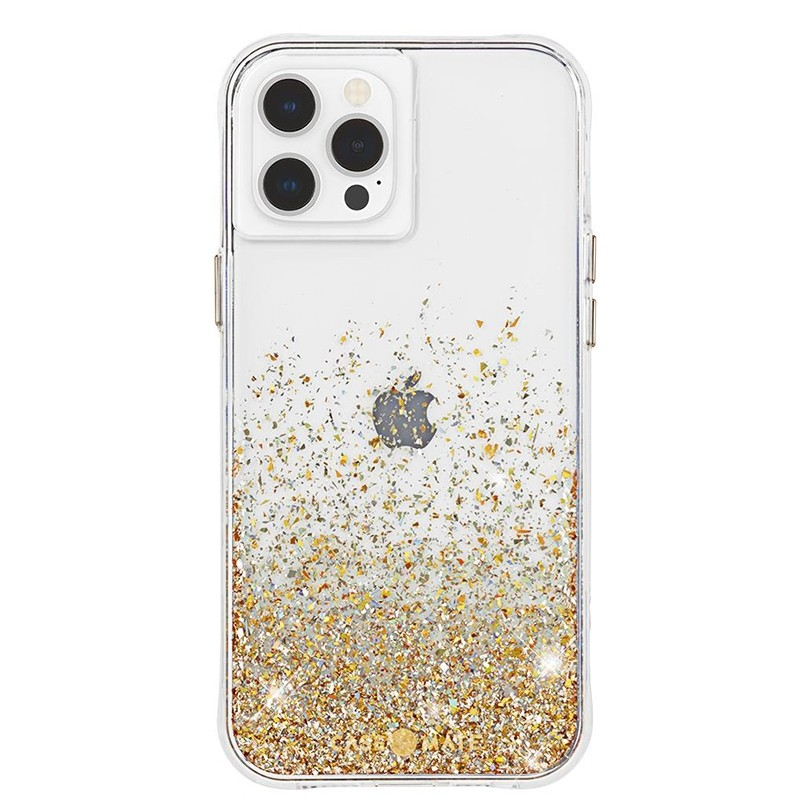 Case-Mate Twinkle Gold iPhone 12 / iPhone 12 Pro 6.1 inch 01