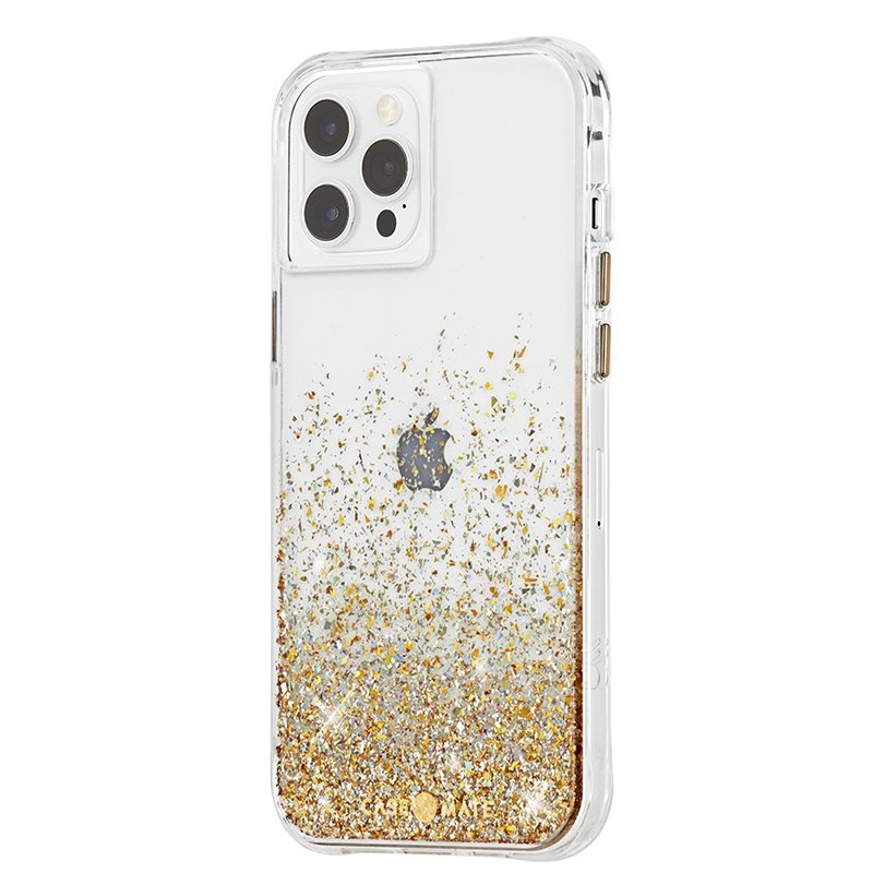 Case-Mate Twinkle Gold iPhone 12 / iPhone 12 Pro 6.1 inch 02
