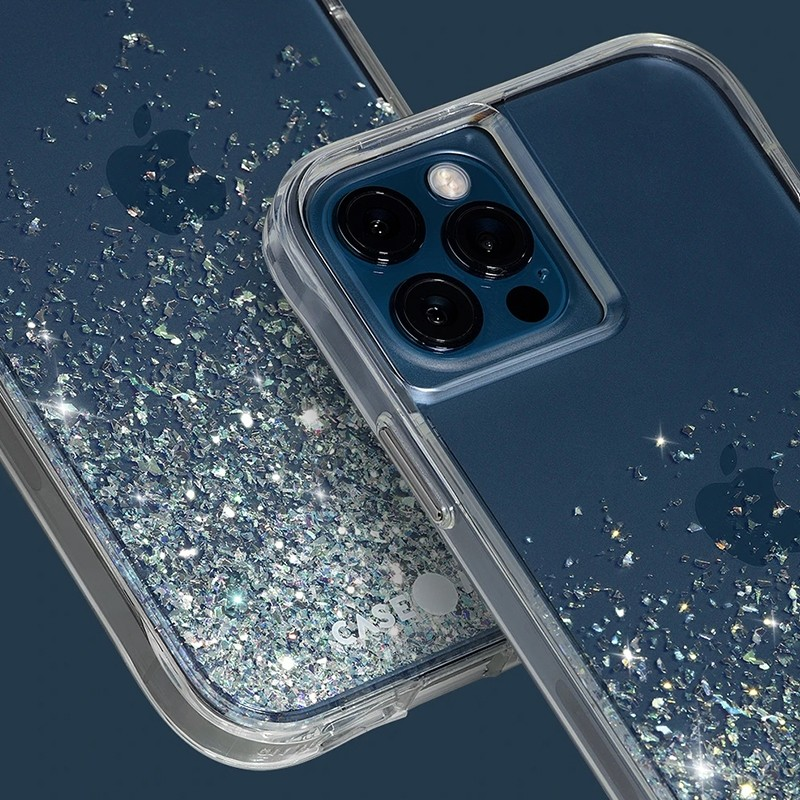 Case-Mate Twinkle Stardust iPhone 12 / iPhone 12 Pro 6.1 inch 0