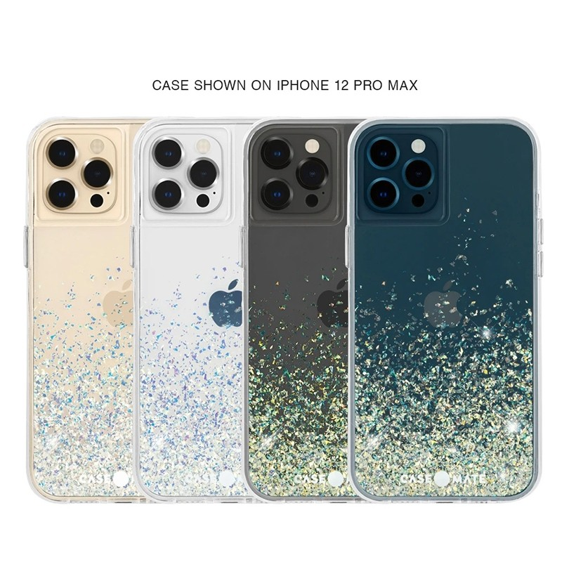 Case-Mate Twinkle Stardust iPhone 12 / iPhone 12 Pro 6.1 inch 02