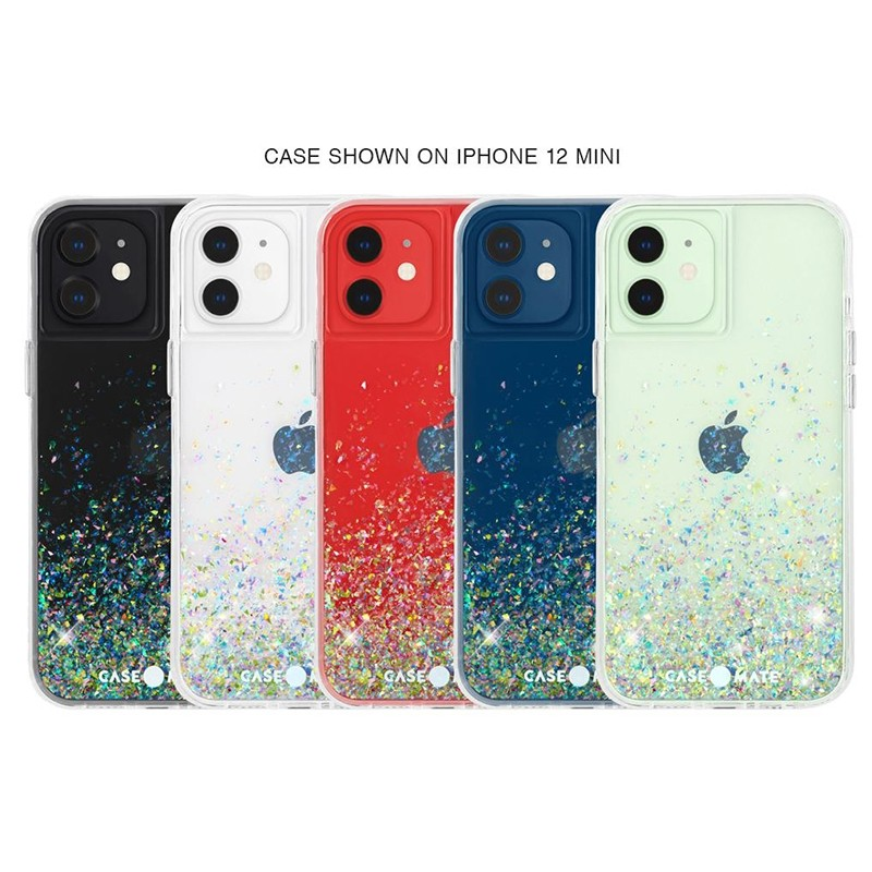 Case-Mate Twinkle Ombre iPhone 12 Mini 5.4 inch Confetti 04