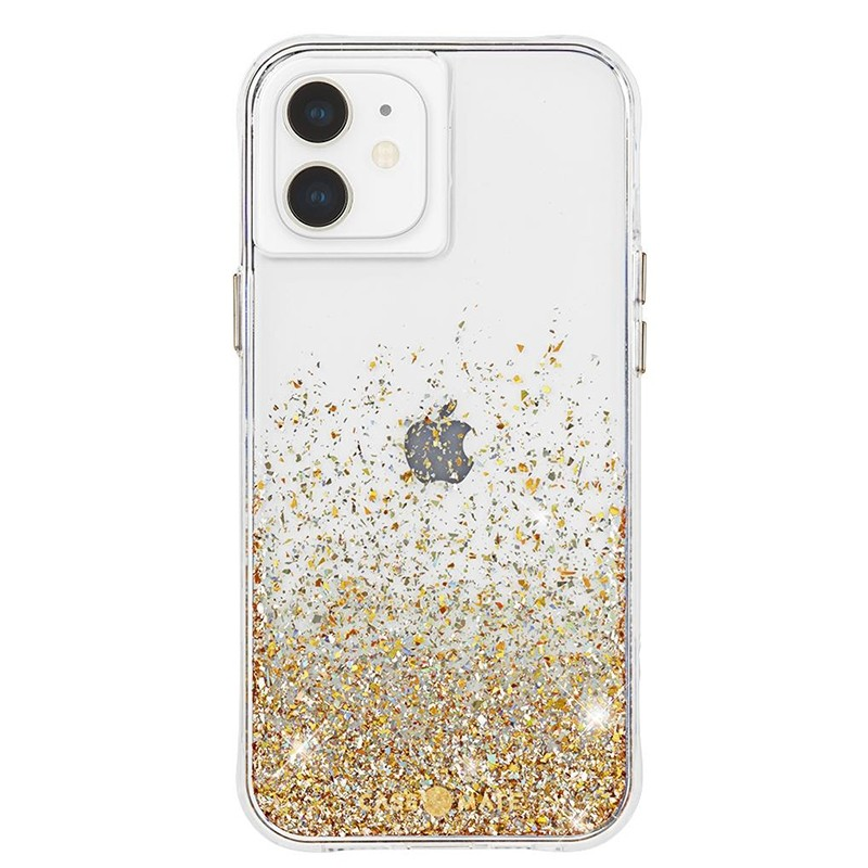 Case-Mate Twinkle Ombre iPhone 12 Mini 5.4 inch Gold 02
