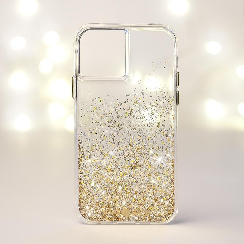 Case-Mate Twinkle Ombre iPhone 12 Mini 5.4 inch Gold 06