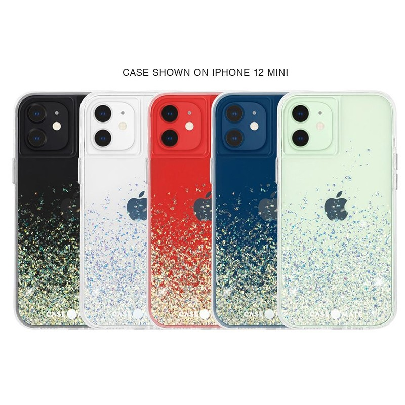 Case-Mate Twinkle Ombre iPhone 12 Mini 5.4 inch Stardust 04