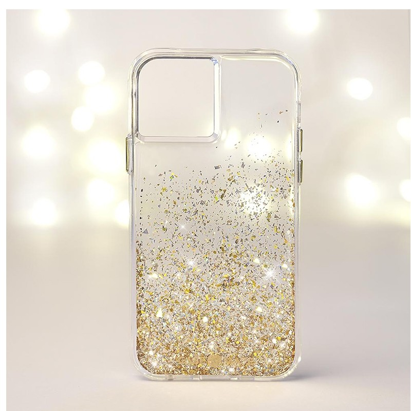 Case-Mate Twinkle Ombre Gold iPhone 12 Pro Max 6.7 inch 07