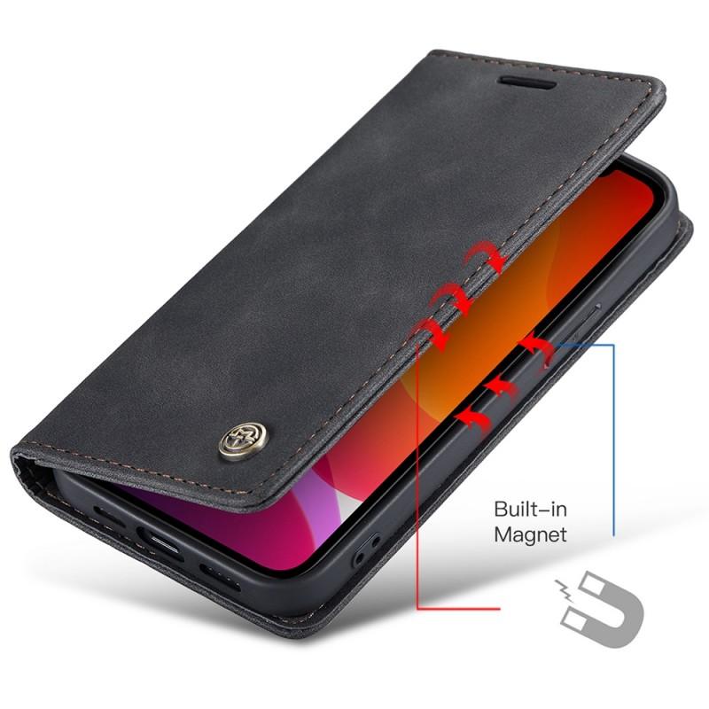 CaseMe Retro Wallet iPhone 11 Pro Zwart - 3