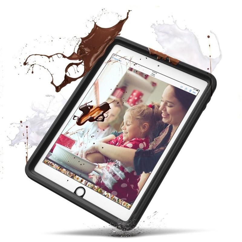 Catalyst Waterproof Case iPad 9,7-inch 2017 / 2018 Black/Clear - 5