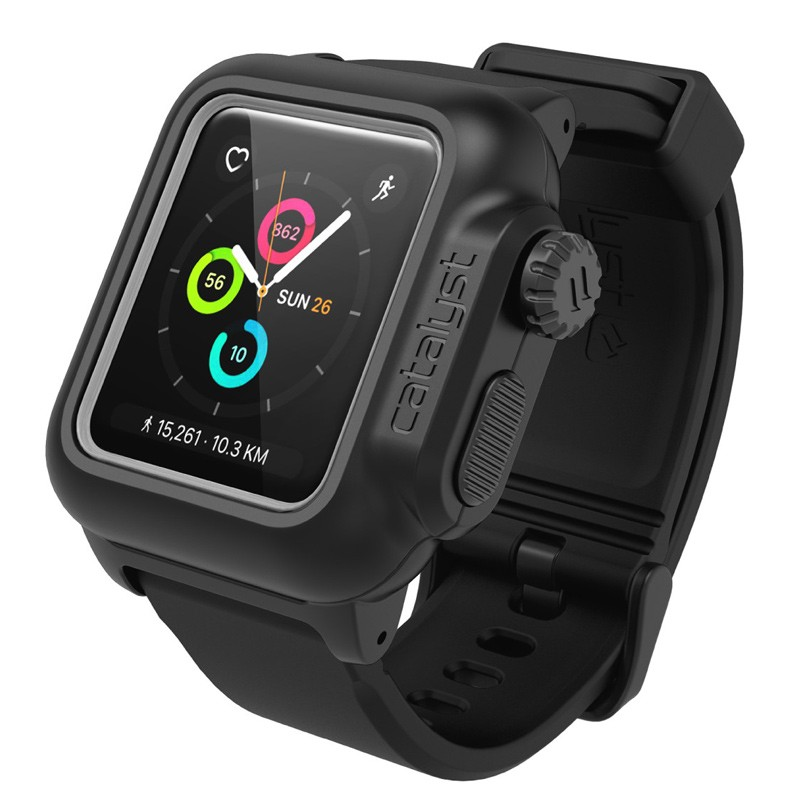 Catalyst - Apple Watch Series 2 Case 38mm Black 01