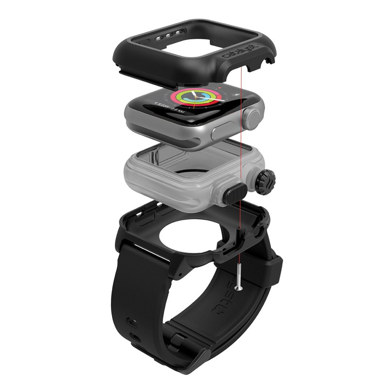 Catalyst - Apple Watch Series 2 Case 38mm Black 08