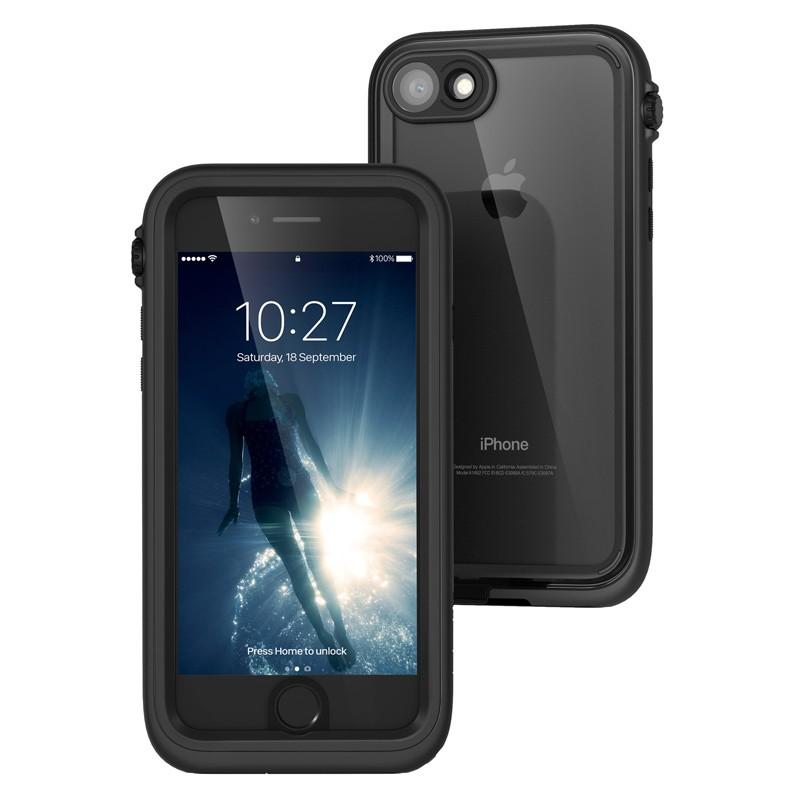 Catalyst - Waterdichte hoes voor iPhone 7 Black 01