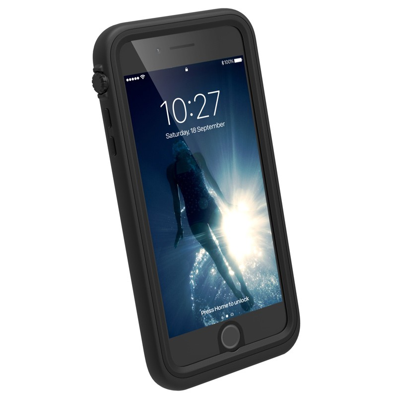 Catalyst - Waterdichte hoes voor iPhone 7 Plus Black 02