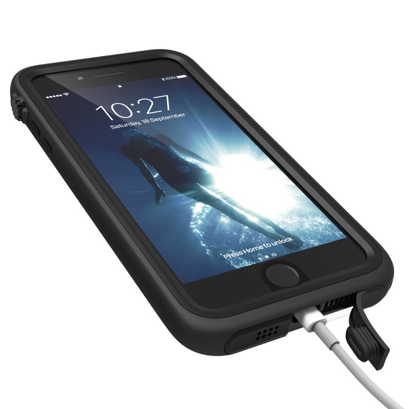Catalyst - Waterdichte hoes voor iPhone 7 Plus Black 03