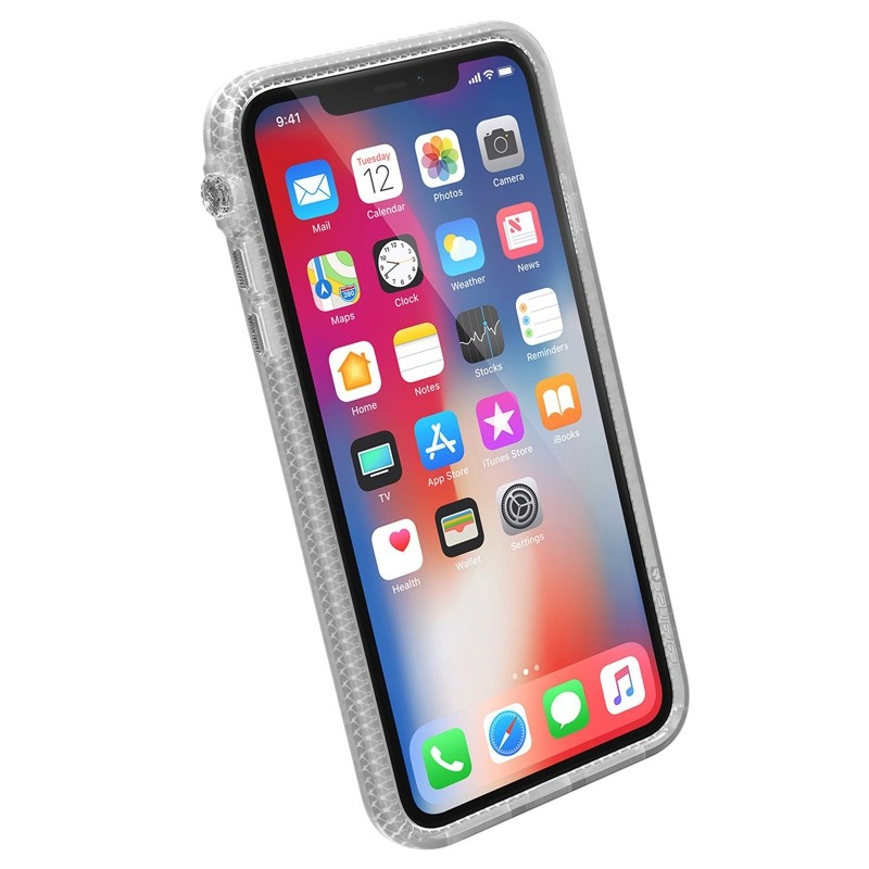 Catalyst Impact Protection Case iPhone X/Xs Transparant 03
