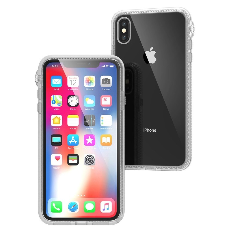 Catalyst Impact Protection Case iPhone X/Xs Transparant 02
